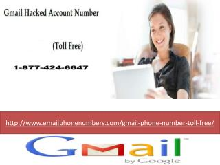 Gmail Phone Number 1-877-424-6647</title>