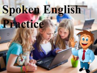 Best way to Improve Spoken English