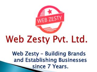 Web design company melbourne, web development company || Webzesty pvt ltd
