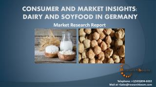 Consumer and Market Insights: Dairy and Soyfood in Germany