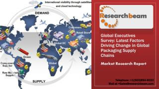 Global Executives Survey: Latest Factors Driving Change in Global Packaging Supply Chains