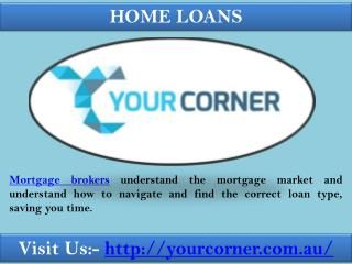 commercial mortgage broker | Visit us http://yourcorner.com.au/
