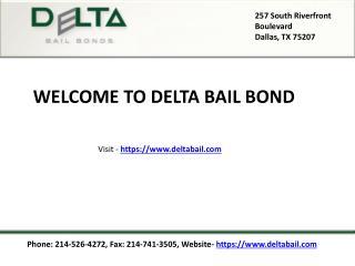 Grand Prairie Bail Bonds