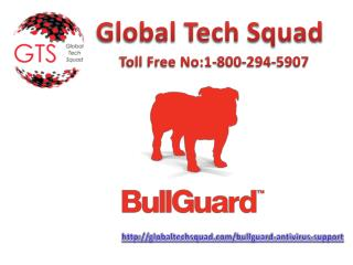 BullGaurd protection from File corruption:1-800-294-5907