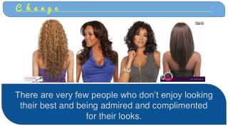 Change Your Hair Style With Classy Lace Front & Blend Wigs