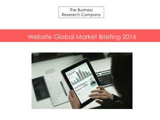 Website GMB Report  2016-Table of Contents