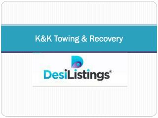 K&K Towing & Recovery