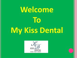 Trusted Cosmetic Dentistry in Northville | My Kiss Dental