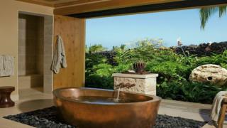 Luxury spas and pools