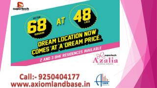 Supertech Azalia Gurgaon