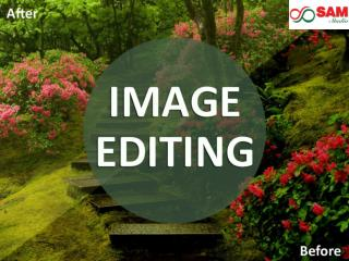Global image editing services outsourcing