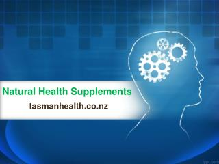 tasmanhealth.co.nz | Doctor's Best Natural Brain Enhancers