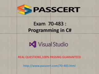 Microsoft 70-483 exam practice test download