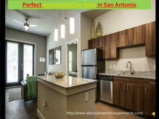Special Apartment For Rent In San Antonio