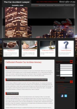 Personal injury attorney orange