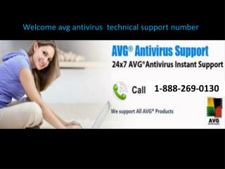 Avg Antivirus customer toll 1-888-269-0130 free Number