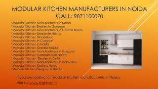 Modular Kitchen Dealers in Noida, Modular Kitchen Noida, Modular Kitchen Gurgaon, Modular kitchen Delhi