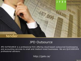 Quickbooks Training Montreal | (514) 316-4403 | JPD Outsource