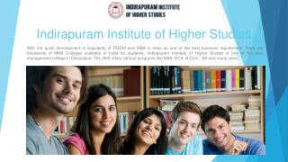 Top Management Institute in Ghaziabad