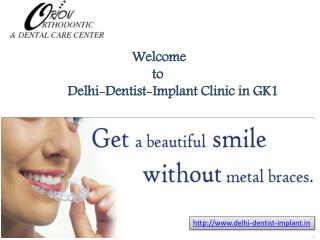 Best cosmetic dentist in delhi