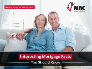 Surprising Facts About Mortgages - Read Now!