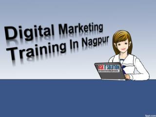 Digital Marketing Training In Nagpur
