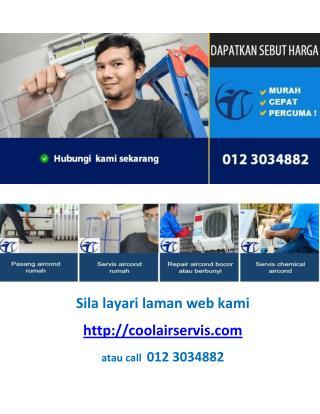 Aircon service - Servis aircond Shah Alam Petaling Jaya