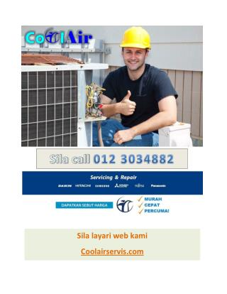 Aircon service - Servis aircond Subang Jaya usj Kota Ara Damansara