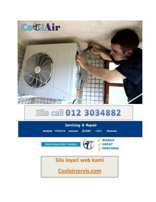 Aircon service - Servis aircond Kajang Cheras Balakong Seri Kembangan