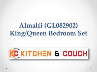 Almalfi (GL082902) King/Queen Bedroom Set