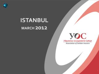 ISTANBUL MARCH 2012