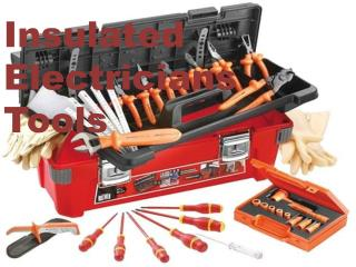 Buy Unique Insulated Electricians Tools