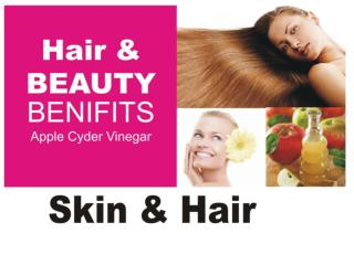 Hair & Beauty benefits