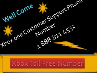 1 888 811 4532 What Is Xbox Number