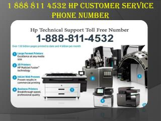 Customer Service HP 18888114532 Printer customer support phone number