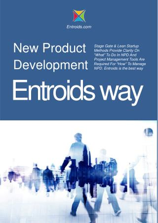 A GPS for NDP journey - Entroids