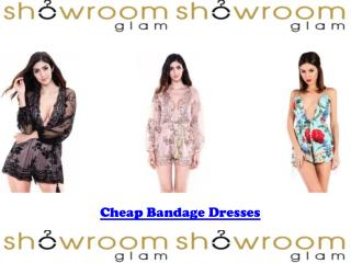 Cheap Bandage Dresses for Sale