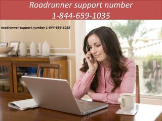 roadrunner support number 1-844-659-1035