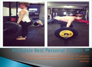 Rochdale Best Personal Trainer