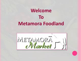 Professional Bakery in Metamora | Metamora Foodland