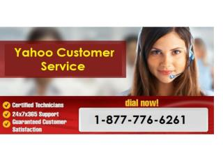 Call Us When You Need Help Call 1-877-776-6261 Yahoo Customer Service