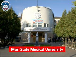 The Best Medical College Mari State University