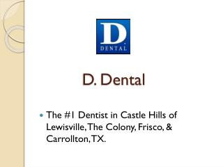 dentists in the colony tx