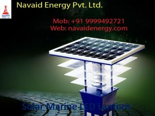 Contact Navaid Energy for LED Street Light at 9999492721
