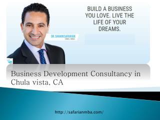 Business Development Consultancy