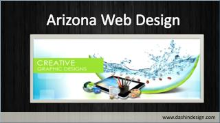 Arizona Web Design? Services