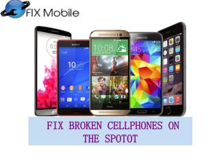 Fix Mobile Repair Company