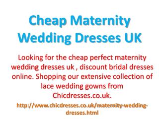 maternity wedding dresses uk