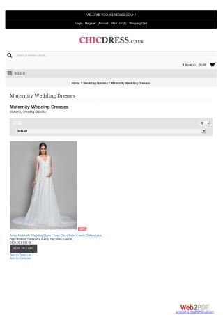 affordable maternity wedding dress uk