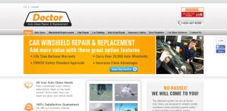 Auto windshield repair and replacement pasadena